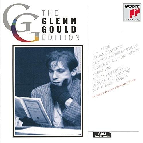 Glenn Gould Plays Bach & Scarlatti