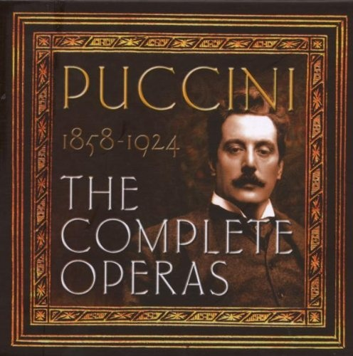 Puccini: Complete Opera Edition/Various