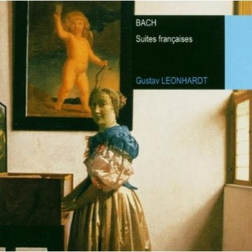 Bach: French Suites [Germany]