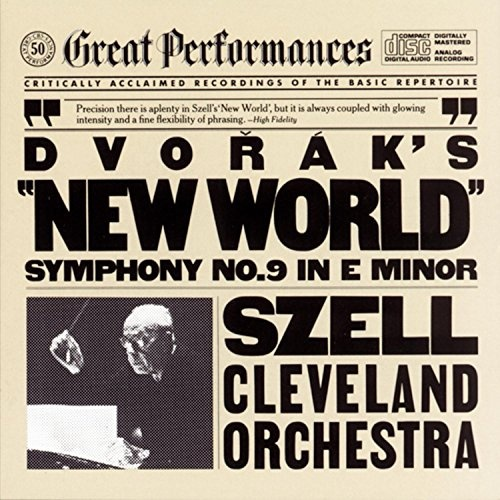 Dvorák: Symphony No  9 - George Szell | Songs, Reviews, Credits