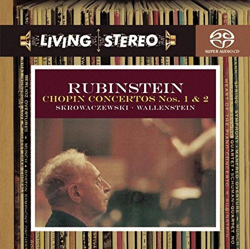 Chopin Piano Concertos Nos 1 Amp 2 Arthur Rubinstein