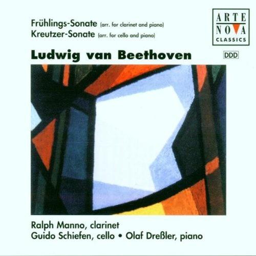 Beethoven: Frühlings-Sonate; Kreutzer-Sonate