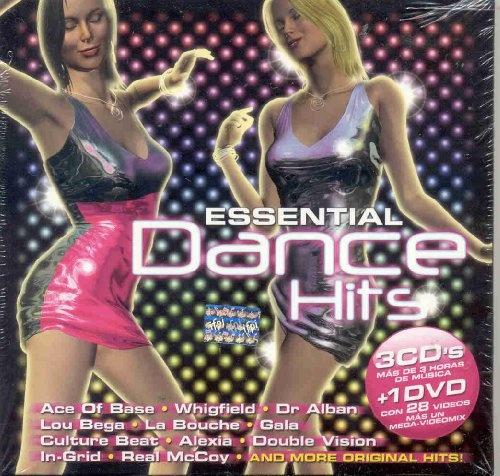 Essential Dance Hits [2008] [3 CD/DVD]