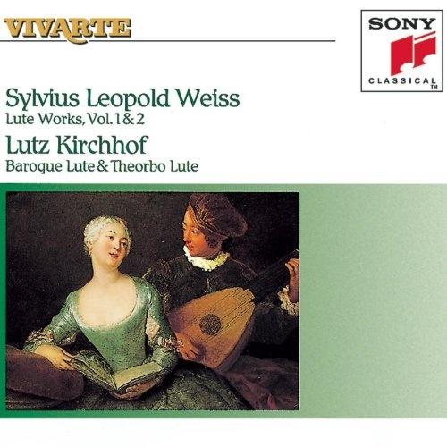 Weiss: Lute Works, Vols. 1 & 2