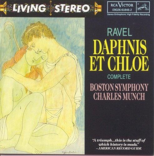 Maurice Ravel: Daphnis et Chloé