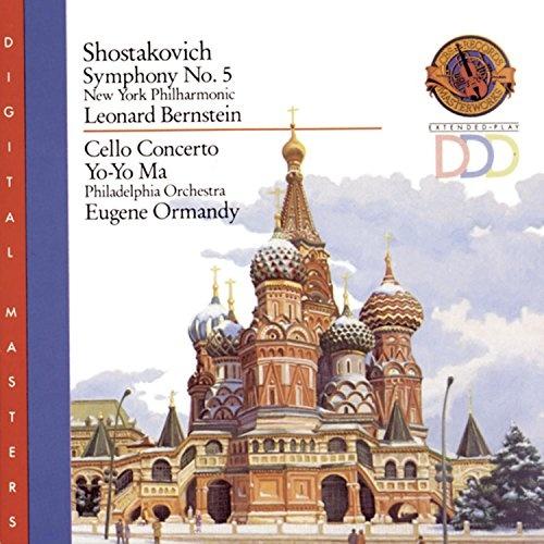 Shostakovich: Symphony No. 5; Cello Concerto No. 1