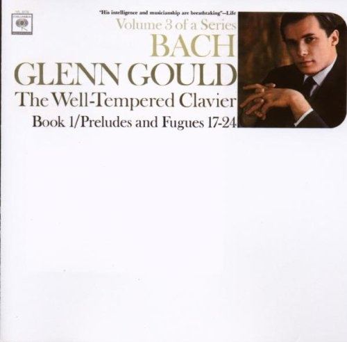 Bach: The Well-Tempered Clavier, Book 1, Preludes and Fugues 17-24