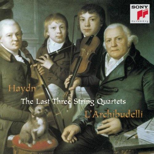 Haydn: The Last 3 String Quartets