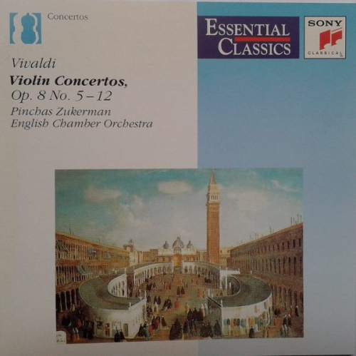 Vivaldi: Concertos Op8