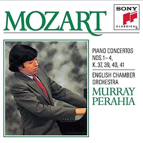 Mozart: Piano Concerto Nos. 1-4