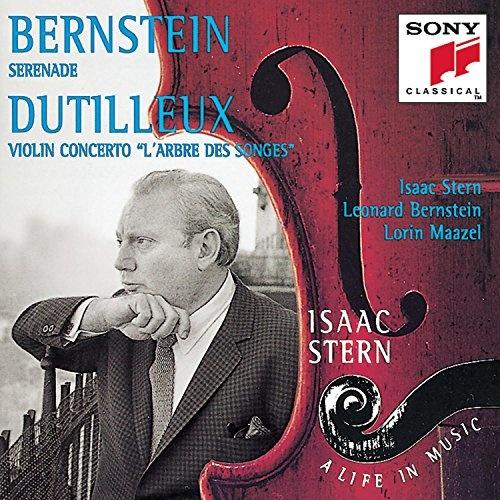 Bernstein: Serenade; Dutilleux: Violin Concerto