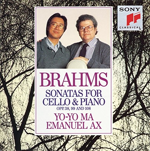 Brahms: Sonatas for Cello & Piano