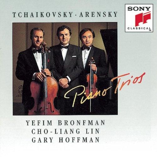 Tchaikovsky, Anton Stepanovich Arensky: Piano Trios