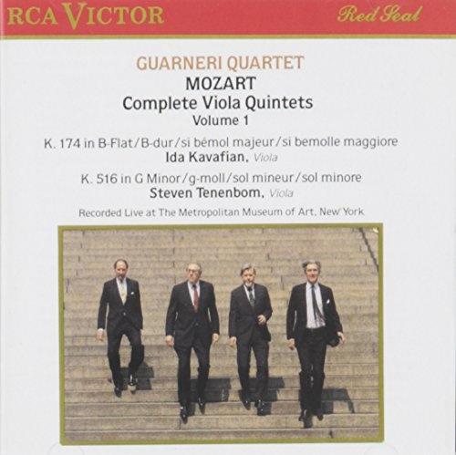 Mozart: Complete Viola Quintets, Vol. 1