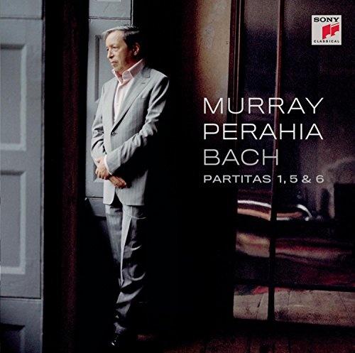 Bach: Partitas No. 1, 5 & 6