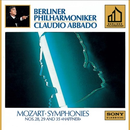 Mozart: Symphonies Nos. 28, 29 & 35
