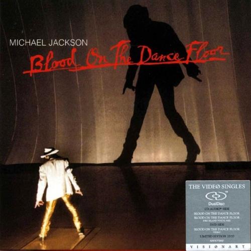 Blood on the Dance Floor [5 Track Single]