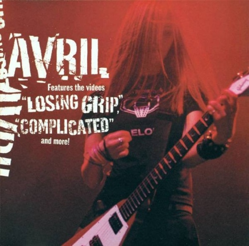 Losing Grip/Complicated [DVD Single]