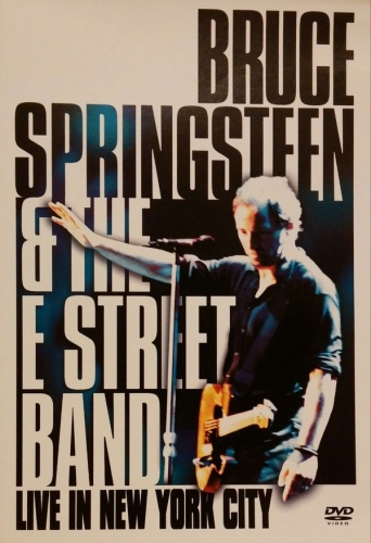 Live in New York [Video/DVD]