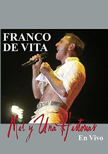 Franco de Vita Live [DVD]
