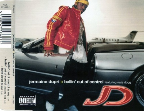 Ballin' out of Control [Sweden CD]