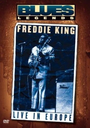 Blues Legend: Live in Europe