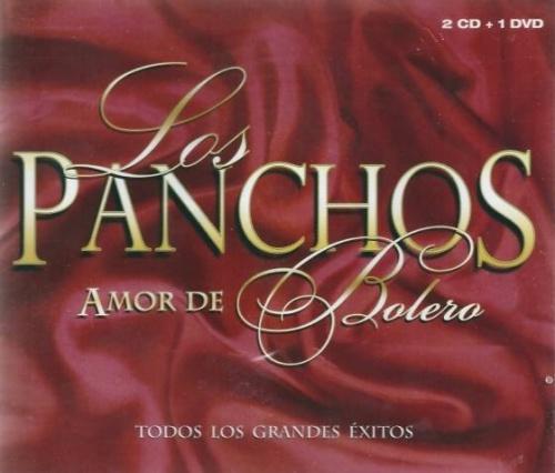 Amor de Boleros: Todos los Grandes Éxitos [2 CD/DVD]