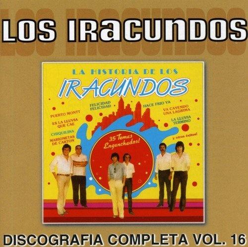 Discografia Completa, Vol. 16