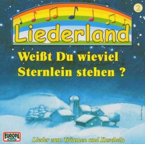 Liederland: Weißt Du Wieviel Sternlein Stehen?, Vol. 2