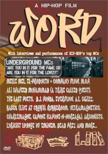 Word [Rap DVD]