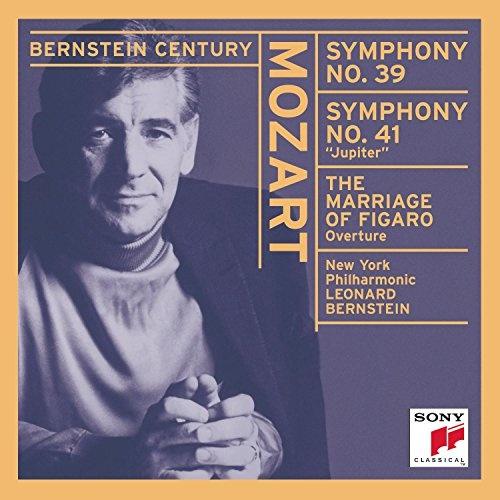 Mozart: Le Nozze di Figaro Overture; Symphonies No. 39 & 41