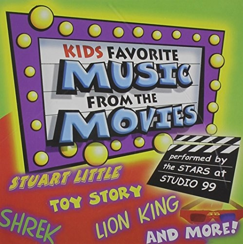 Kids Favorite Music from the Movies
