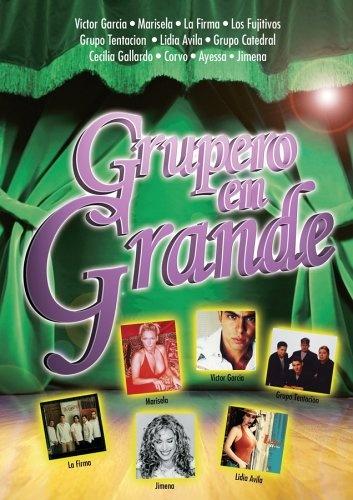 Grupero en Grande [DVD]
