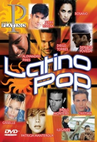 Latino Pop: Serie Platino [DVD]