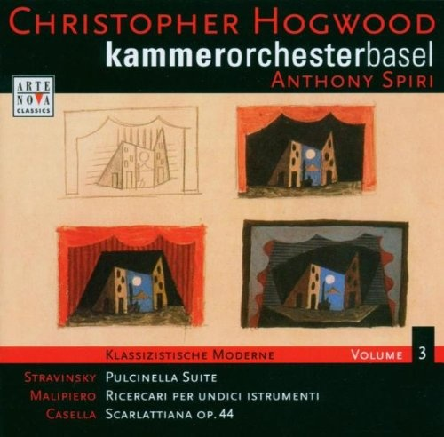 Klassizistische Moderne, Vol. 3