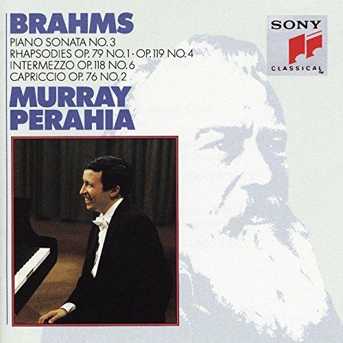 Murray Perahia Plays Brahms