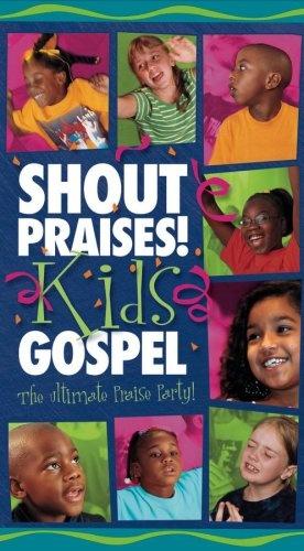 Shout Praises!: Kids Gospel [Video/DVD]
