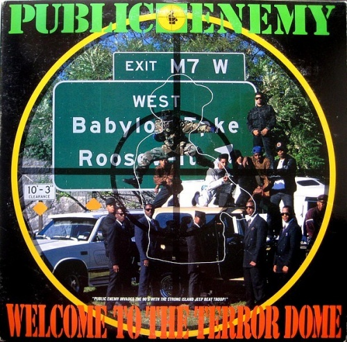 Welcome to the Terrordome [Vinyl Single]