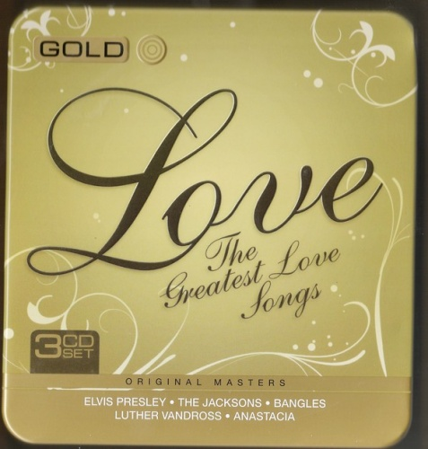 Gold Tin Box Collection Greatest Love Songs Various