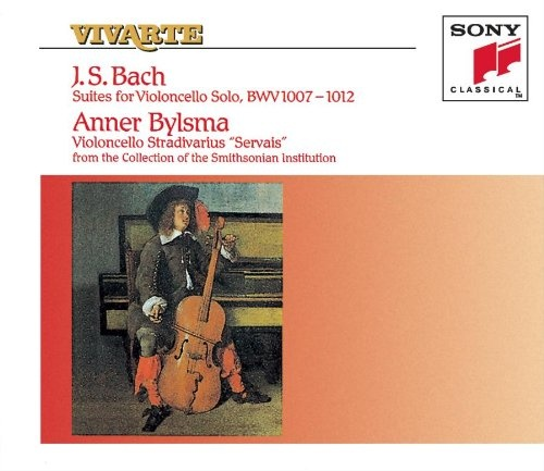 Bach: 6 Suites for Cello, BWV 1007-1012