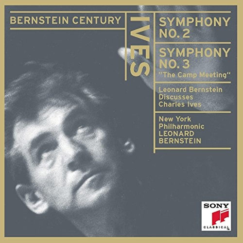 Ives: Symphony No. 2 & Symphony No. 3/Central Park in the Dark