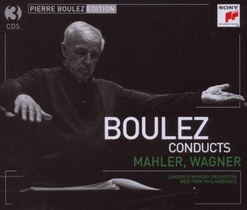 Boulez Conducts Mahler & Wagner