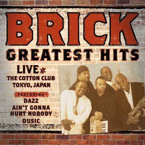 Greatest Hits Live at the Cotten Club Tokyo, Japan