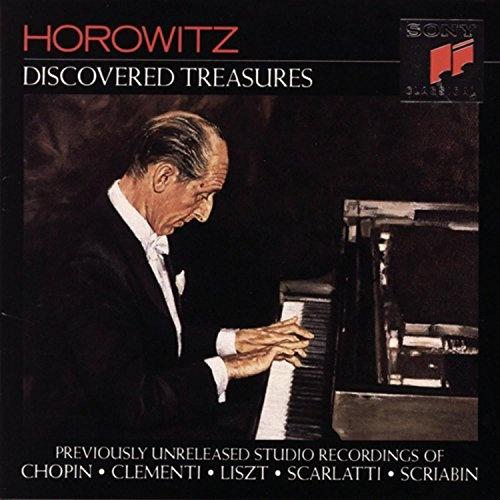 Horowitz: Discovered Treasures