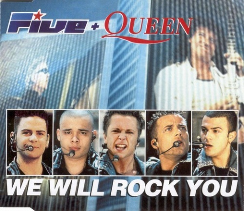We Will Rock You, Pt. 2 [UK CD]