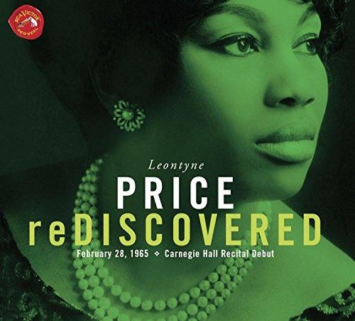 Leontyne Price Rediscovered