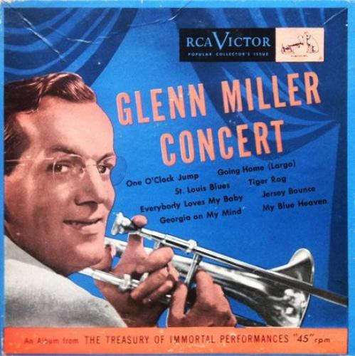 Glenn Miller Concert, Vol. 1