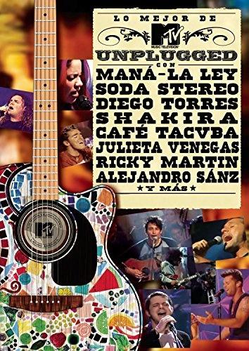Lo Mejor de MTV Unplugged [DVD]