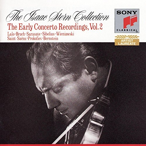 The Isaac Stern Collection: The Early Concerto Recordings, Vol. 2