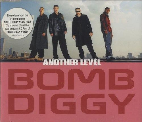 Bomb Diggy [2 Tracks]